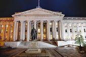 Department Of The Treasury - Washington D.c., Usa