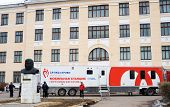 Mobile Hemotransfusion Station
