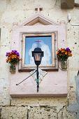 Christian Display Decoration Valletta Malta