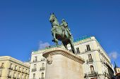 Monument To King Carlos Iii
