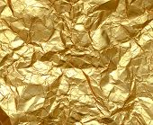 Gold Abstract Background.
