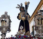 The Holy Week in Spain: Jesus Christ