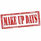Make Up Days-stamp