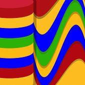 Wavy Colors