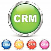 Vector Crm Chrome Icons