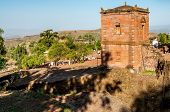 Small Tower In Lalibela Complex
