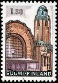 Helsinki Stamp