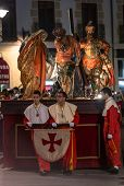 Valladolid Good Friday Night 2014 07