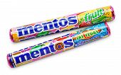 Mentos Fruit Chewy Dragees