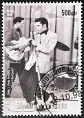 Presley - Guinea Stamp