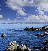 Monterey Bay California