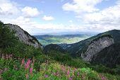 Belianske Tatras Mountains