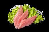 Tuna sashimy