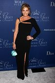LOS ANGELES - OCT 8:  Sandra Taylor at the Princess Grace Foundation Gala 2014 at Beverly Wilshire Hotel on October 8, 2014 in Beverly Hills, CA