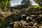 Ashness Bridge From Downstream