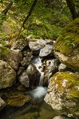 Gatesgarthdale Beck Waterfall