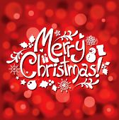 Cute Christmas Postcard