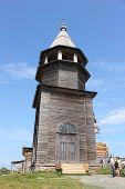 Belfry In Kizhi, Russia