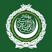 Arab League Emblem