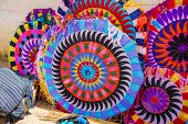 Handmade Kites, All Saints' Day, Guatemala