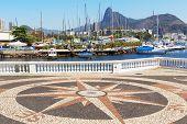 Corcovado Christ The Redeemer Guanabara Bay, Rio De Janeiro, Brazil