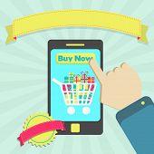 Buy Online Through Phone