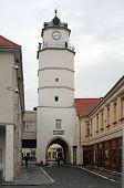 Municipial tower