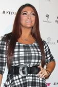 LOS ANGELES - OCT 9:  Deena Cortese at the Star Magazine Scene Stealers Event at Lure on October 9, 2014 in Los Angeles, CA