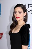 LOS ANGELES - OCT 8:  Emmy Rossum at the