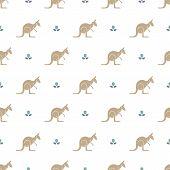 Kangaroo pattern