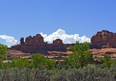Wooden Shoe Arch, Canyonlands National Park