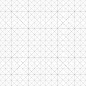 Abstract black  white geometric mosaic background. Vector illust