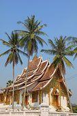 Lao Temple - Luang Prabang