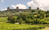 Monteriggioni (tuscany)