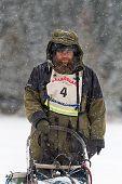 Beargrease 2015 Marathon Peter Mcclelland