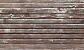 Brown Grungy Wooden Wall, Background Texture