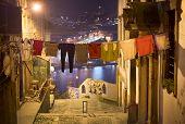 Typical Porto, Portugal