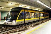 Porto Metro, Portugal