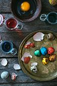 Easter Concept Decoration