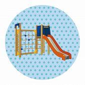 picture of amusement  - Amusement Park Facilities Theme Elements - JPG