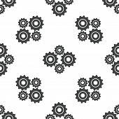 image of four-wheel  - Image of four cogs - JPG