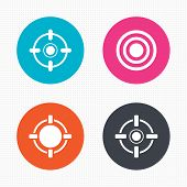 image of shoot out  - Circle buttons - JPG