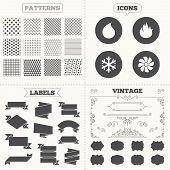 pic of hvac  - Seamless patterns - JPG