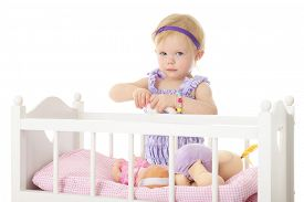 foto of baby doll  - An adorable 2 - JPG