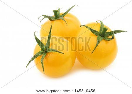fresh dutch yellow tasty tom