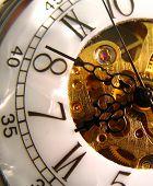 Perla reloj