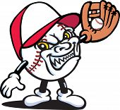 Evil Baseball Guy