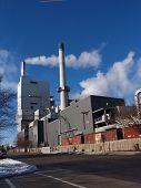 Smoky Paper Mill