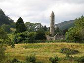 Torre de redondo Glendalough