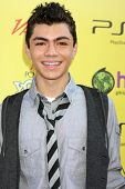 LOS ANGELES - OCT 22:  Adam Irigoyen arriving at the 2011 Variety Power of Youth Evemt at the Paramount Studios on October 22, 2011 in Los Angeles, CA